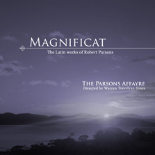 Magnificat - The Latin works of Robert Parsons