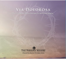 Via Dolorosa CD cover